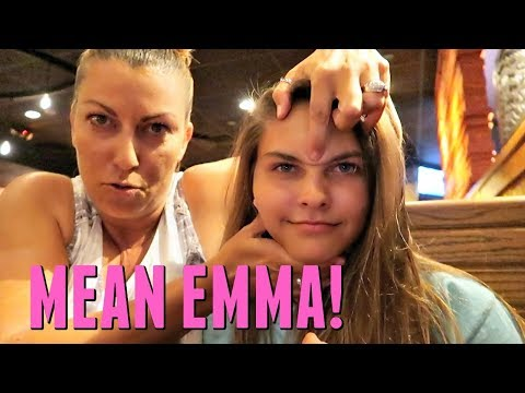 EMMA STOLE SOMETHING WILL THEY KNOW? MOM GOT HURT ON THE JET SKIS! | EMMA AND ELLIE