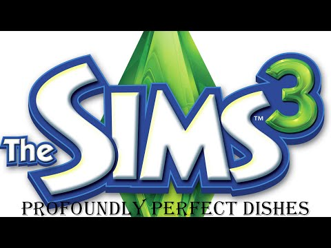 [Sims 3] Achievement: Profoundly Perfect Dishes