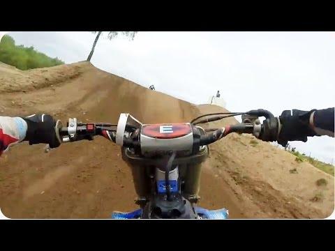 40 Ft Dirt Bike Jump Gone Wrong