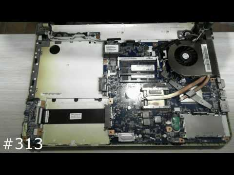 Техобслуживание Sony Vaio VPCEA3Z1R (PCG-61211V). Замена HDD, SSD, RAM, ODD