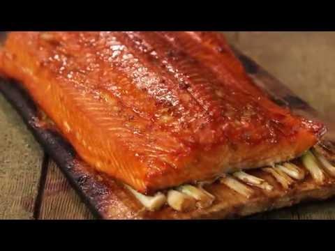 Plank Alaska Salmon