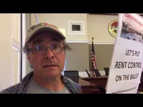 Alameda Renters Submit 8,000 Signatures For Rent Control Measure