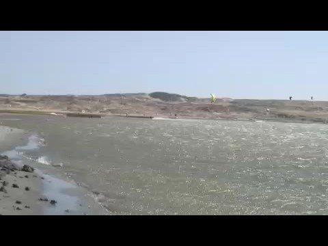Rob Douglas Luderitz World Speed Sailing Record kitesurf
