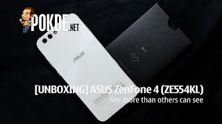 [UNBOXING] ASUS ZenFone 4 (ZE554KL); see more than others can see!