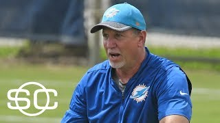 Dolphins OL coach Chris Foerster resigns after video surfaces | SportsCenter | ESPN