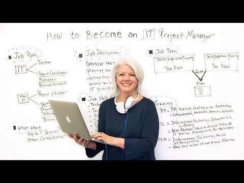 How to Become an IT Project Manager - Project Management Training