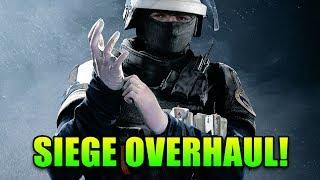 Rainbow Six Siege Overhaul! - This Week in Gaming | FPS News