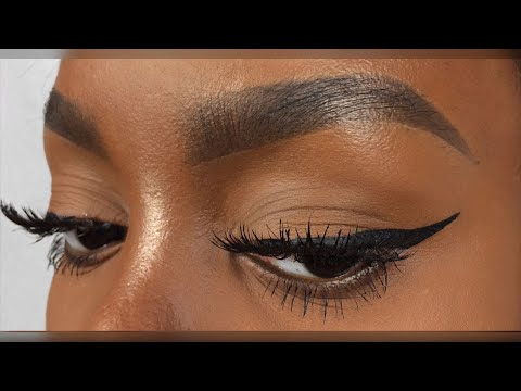 HOW TO: Winged Eyeliner For Beginners Tutorial