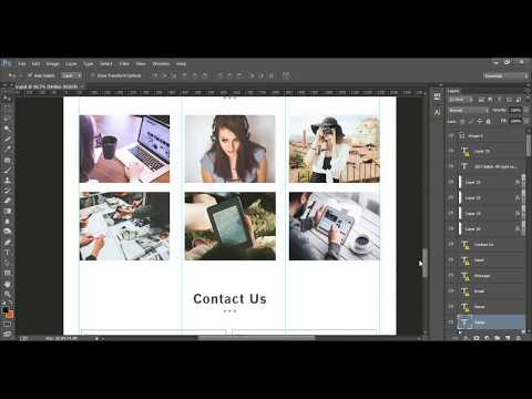 How to create a company or business website using html and css part-1