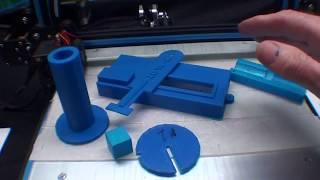 📌3DBenchy Top 3D Slicers Comparison Simplify3D vs Cura vs