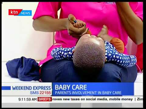 Weekend Express: How to take care of a newborn baby (part 2)