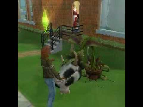 The Sims 2 - Monster Cake Time