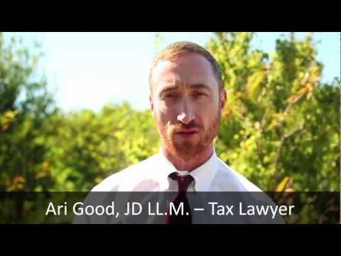IRS Tax Help Attorney - Ari Good - Naples Fort Myers Miami Tax Lawyer