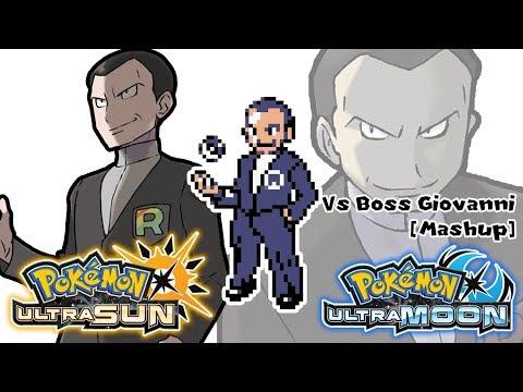 Pokemon 8-BIT & US/UM - Battle! Rocket Boss Giovanni Music [Mashup] (HQ)