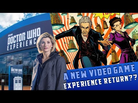 A New Doctor Who Game and Experience?!? | WhoNews