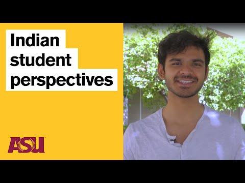 Indian Students at Arizona State University (ASU)