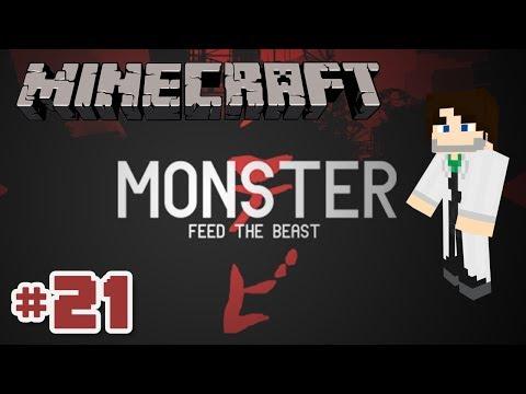 Minecraft FTB Monster SMP - Ep 21 - Getting Uranium