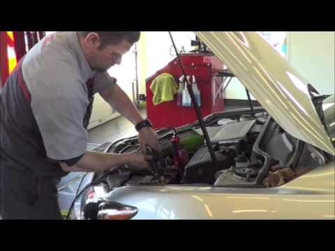 Toyota Oil Change and Tire Rotation Milton Martin Toyota