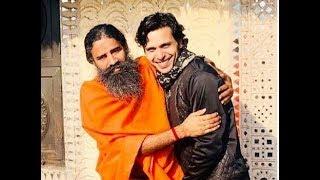 Kranti Prakash Jha Playing Ramdev Baba In Discovery Jeet Show Swami Ramdev : Ek Sangharsh