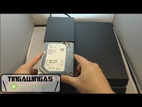Tutorial How To Use 3.5 Inch Hard Drive With PS4