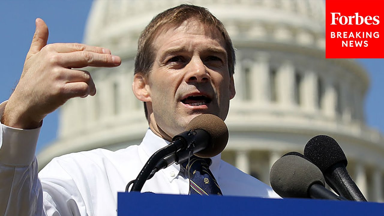 JUST IN: Jim Jordan endorses Trump for 2024, RAILS against Cancel Culture in CPAC 2021 speech