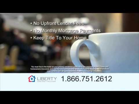 Reverse Mortgage Diner Commercial #3 | Liberty Home Equity Solutions, Inc.