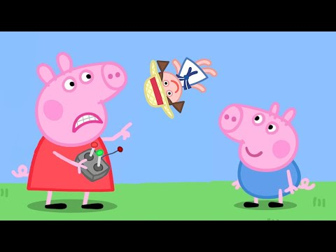 Xxx Mp4 Peppa Pig Full Episodes Grandpa 39 S Toy Plane Cartoons For Children 3gp Sex
