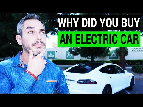 Why Did You Buy an Electric Car?