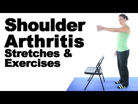 Shoulder Arthritis Stretches & Exercises - Ask Doctor Jo