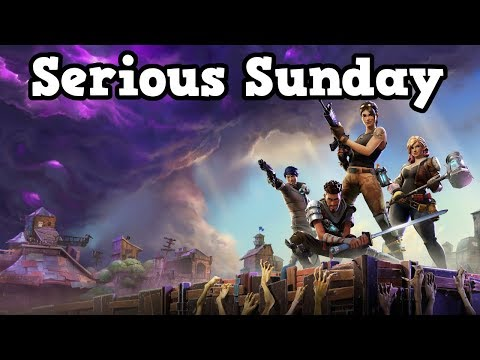 Serious Sunday #4 - Judgment (Fortnite)