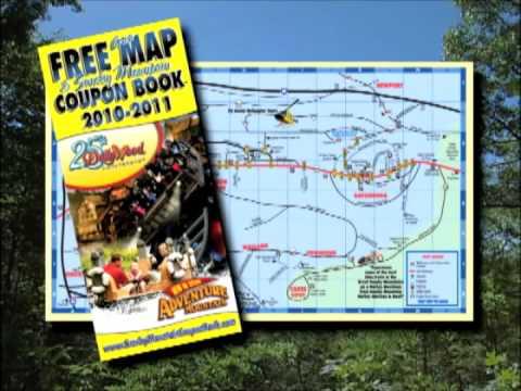 Smoky Mountain Coupon Book 2010-2011