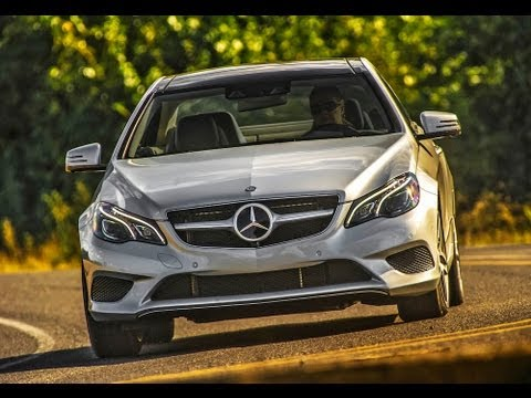 Self-driving cars are here: Watch the 2014 Mercedes-Benz E-Class drive itself