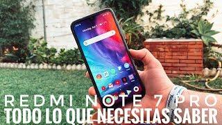 Redmi Note 7 Pro Oficial - ¿Funciona en mi país? ¿Bandas de Frecuencia? ¿Potencia? y más