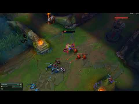 how to effectively bait rengar