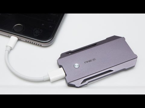 Cozoy Rei portable DAC/amp Review