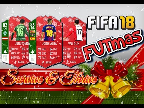 FIFA 18 FUTmas Survive & Thrive: Day 5    When to Buy, When to Sell?