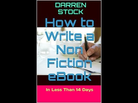 Discover These Secrets and Learn How To Write An eBook That Will Make You A Passive Income