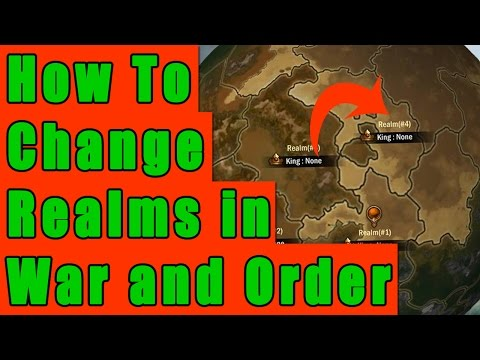 War and Order Guide How to Change Realms - War and Order Tips by Play Games Guides