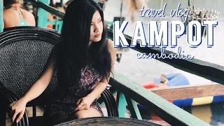 Travel Vlog   Kampot, Cambodia 2017   Shelby Bryant