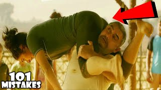 (101 Mistakes) In Dangal - Plenty Mistakes In Dangal Full Hindi Movie | Aamir Khan