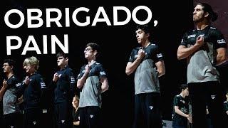 OBRIGADO, PAIN GAMING!
