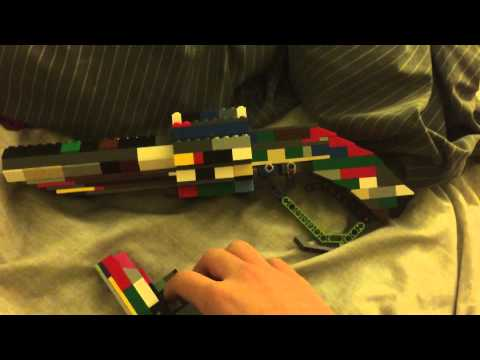 Lego tf2 scout weapons