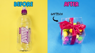 10 PLASTIC BOTTLES LIFE HACKS YOU SHOULD KNOW!! DIY & IDEAS TO REUSE & RECYCLE WATER BOTTLES