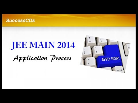 JEE MAIN  Application Form - Simple Steps to Apply Online