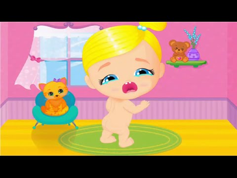 Baby Doll House - Play The Cutest Baby And Pet Care Games For Kids And Toddlers!