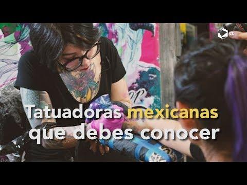 Xxx Mp4 Tatuadoras Mexicanas Que Debes Conocer Sabías Que 3gp Sex