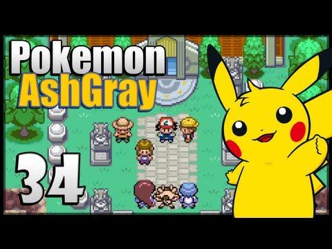Pokémon Ash Gray - Episode 34