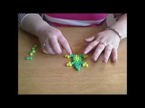 How to Make a Beaded Lizard/Gecko