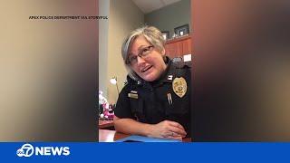 Police officer pranks phone scammer