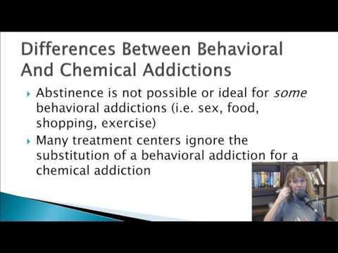 Overview Behavioral Addictions Part 2